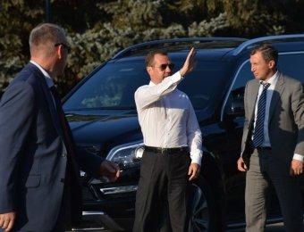 СМИ нашли дворец в Подмосковье у главного охранника Медведева