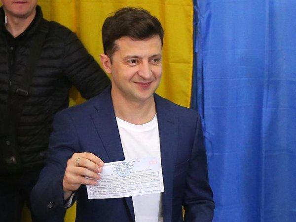 После победы на выборах к Зеленскому обратился Медведев, а в Госдуме дали совет по диалогу с Путиным