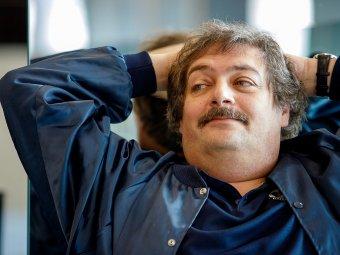 Переживший кому Дмитрий Быков рассказал, что с ним произошло
