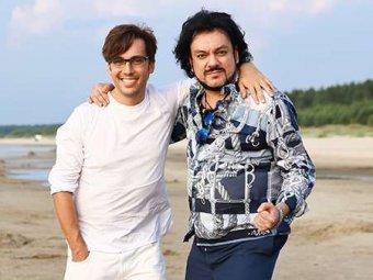 Донашивает за Киркоровым не только жену: Галкин стал посмешищем в Сети из-за фото в футболке