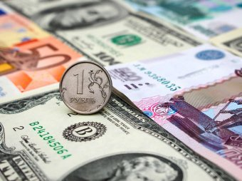 Курс доллара на сегодня, 17 апреля 2019