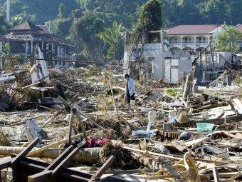 Нибиру ударила по Филиппинам: планету-убийцу засняли на фото за несколько часов до трагедии