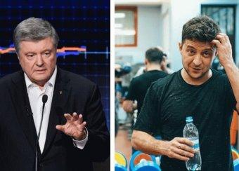 Понять и простить: у Зеленского объяснили его срыв в прямом эфире, а Порошенко грозит суд