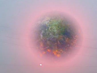 Новое фото Нибиру вызвала ужас в Сети: конец света 21 апреля обрел реальные очертания