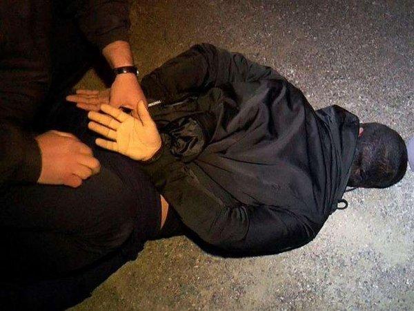 У дома Зеленского задержали банду киллеров с пулеметом ДШК, готовивших убийство вора в законе