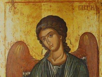 Какой сегодня праздник 8 апреля 2019: церковный праздник Гавриил Благовест отмечается в России