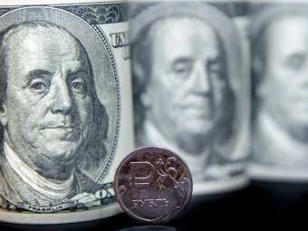 """Курс доллара на сегодня, 24 апреля 2019: """"Сбербанк"""" изменил прогноз по рублю"""