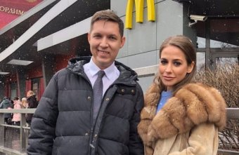 Юлия Барановская нашла новую работу
