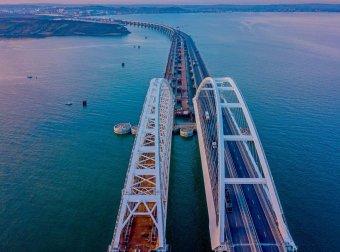 «Будет просто снесен»: Крымскому мосту грозит катастрофой грязевый вулкан