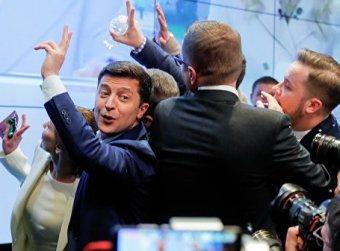 Результаты выборов президента Украины 2019: Зеленский набирает рекордное количество голосов