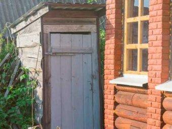 Росстат: 17% россиян живёт в домах с выгребными ямами