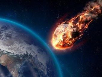 Метеорит попадт на землю в 2027 году