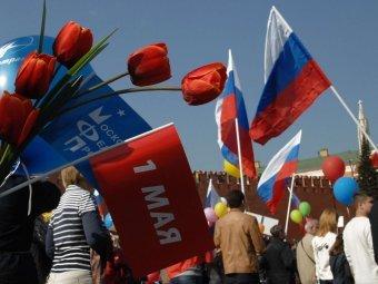 1 мая 2019 года: праздник Весны и Труда, поздравления