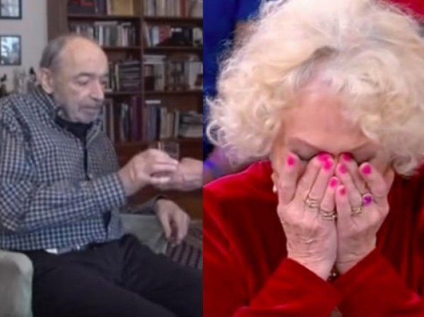"""""""Невыносимо сложно"""": немощный Гафт в инвалидном кресле довел до слез Светлану Немоляеву"""
