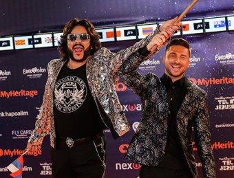 Лазарев обвинил жюри Евровидения в предвзятости. Он еще не видел сюжеты про себя на Первом канале