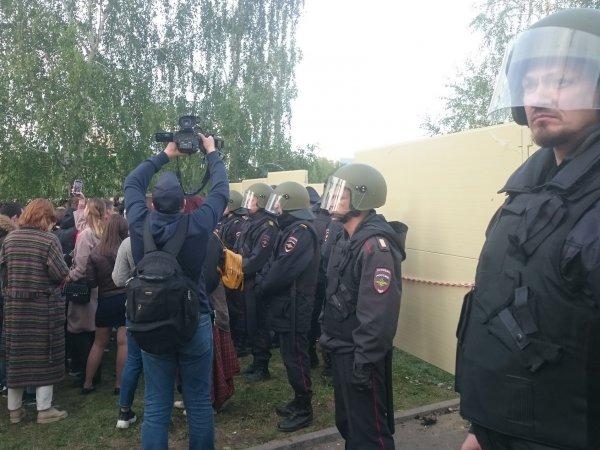 Мэр Екатеринбурга приостановил строительство храма после вмешательства Путина