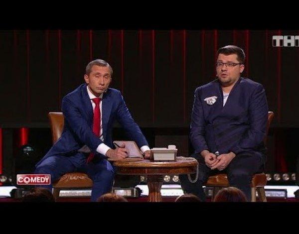 """""""Чем я хуже Зеленского?"""": номер """"Харламов идет в президенты"""" """"порвал"""" зал в Comedy Club (ВИДЕО)"""