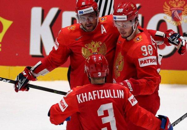 Хоккей Россия - США, счет 4:3: обзор матча от 23.05.2019, видео голов, результат ЧМ (ВИДЕО)
