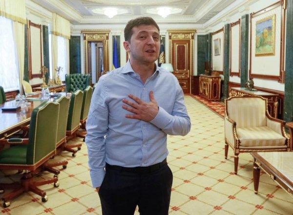 СМИ: команда Зеленского готовит встречу с Путиным