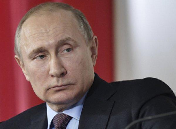 """""""Довели страну до развала"""":"""" Путин ответил на вопрос о """"банде патриотов"""" из «ЕР»"""