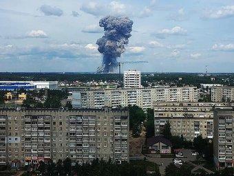 Взрыв в Дзержинске сегодня, 01.06.2019: переговоры спасателей попали в Сеть (ВИДЕО)