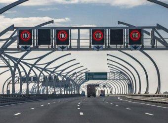 Скоростной лимит на российских дорогах могут увеличить до 130 км в час