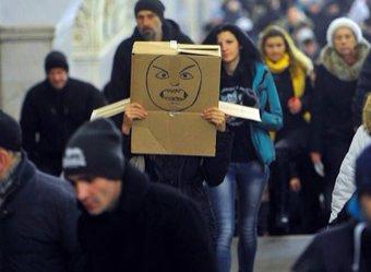 Названы города России с самыми агрессивными жителями
