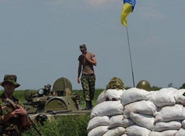 Пьяный командир из ВСУ расстрелял своих подчиненных в Донбассе