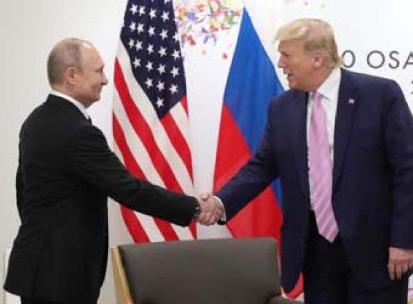 «Очень глупо»: Трамп высказался о встрече с Путиным