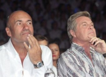 Трио Голоногих: фото в шортах Лещенко, Крутого и Баскова позабавило Сеть