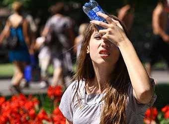Метеорологи бьют тревогу: наступают самые жаркие дин лета