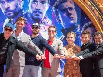 Блокбастер Мстители: Финал бьет 10-летний рекорд Аватара по сборам