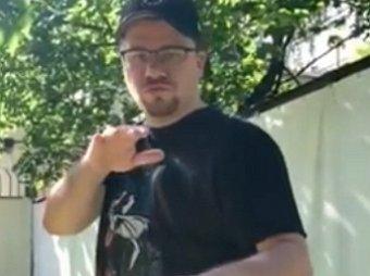 Жан Дог Ван Бульдог: Гарик Харламов бросил на видео вызов Джейсону Стетхему, взорвав Сеть