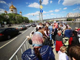 Мощи Петра и Февронии в Москве: очередь открыли 15 июля