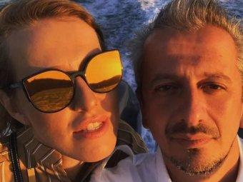 Наш ответ бывшему: Богомолов впервые опубликовал романтичное видео с Собчак