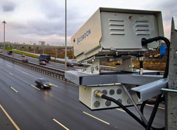 ГИБДД впервые опубликовала карту со всеми камерами на дорогах