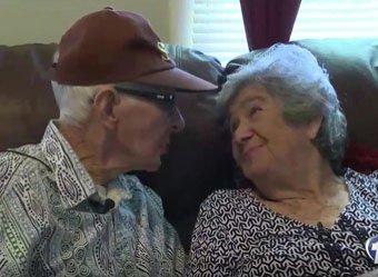 Супруги прожили в браке 71 год и умерли в один день
