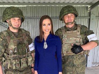 Звезда Уральских пельменей Михалкова устроила стрельбу из снайперской винтовки