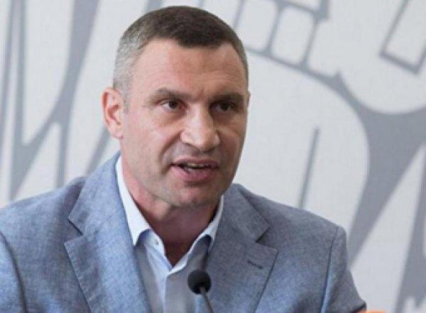 Кличко выложил в Сеть видеообращение к Зеленскому (ВИДЕО)