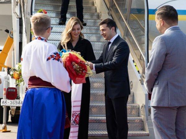 Зеленский рассмешил участников конференции в Канаде, а его жена удивила Сеть (ФОТО)