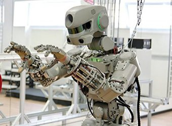 Поехали!: Россия запустила в космос человекоподобного робота Федора (ВИДЕО)