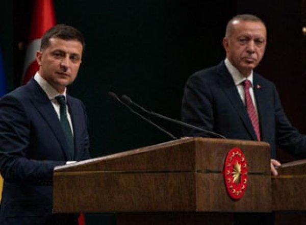 Эрдоган сделал громкое заявление по Крыму