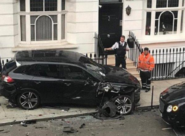 Уличный гонщик разбил 11 машин на 1 млн фунтов и попал на видео