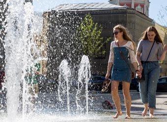 Гидрометцентр пугает россиян аномальной жарой после холода