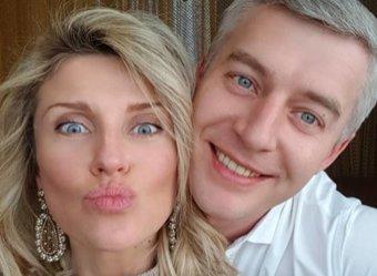 44-летняя экс-супруга Башарова родила первенца