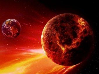 Первое фото Нибиру накауне конца света 12 августа вызвало панику в Сети: NASA сделало заявление
