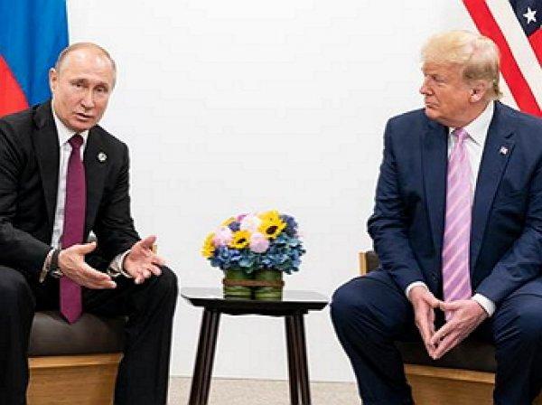 Путин предлагал Трампу купить российское гиперзвуковое оружие