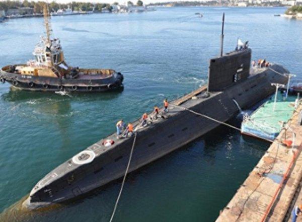СМИ: три новейшие российские подлодки не смогут долго плавать из-за санкций