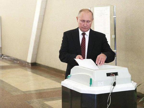 Выборы в Мосгордуму 8 сентября 2019: Путин удивил СМИ признанием, за кого проголосовал