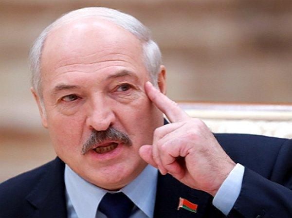 Лукашенко поставил точку в принадлежности Крыма